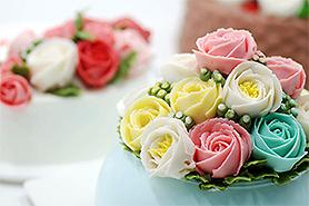 [ A ]精品全能生日蛋糕裱花综合班