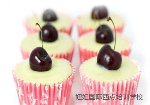 深圳龙华烘焙培训学校教做香草杯型蛋糕