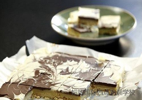 深圳宝安西点培训学校培训巧克力酥饼