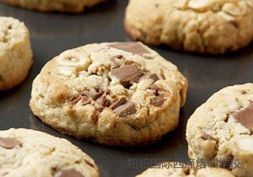 深圳龙华西点培训学校教做榛子饼干