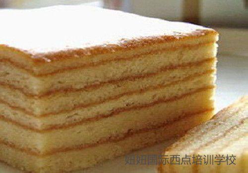 深圳宝安饮品培训学校教做蜂蜜千层蛋糕