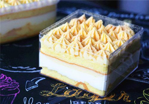 深圳南山咖啡培训学校做豆乳奶酪蛋糕