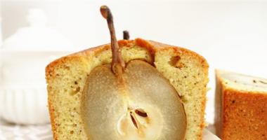 深圳宝安饮品培训学校教香梨红茶磅蛋糕