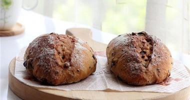 深圳龙岗蛋糕师培训制作蔓越莓提子包