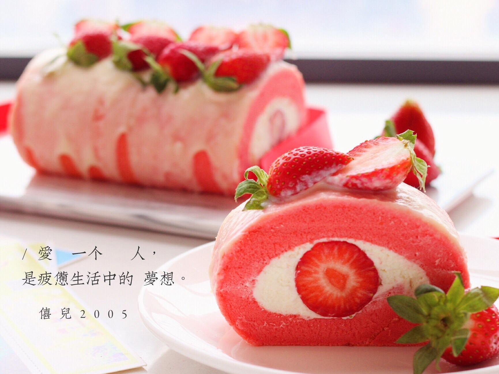 深圳西点学校教你做红丝绒蛋糕卷,超好吃!